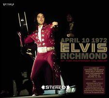 Elvis Collectors 2 CD Set April 10 1972, Richmond