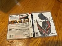 Prototype (Sony PlayStation 3 2009) COMPLETE ACTIVISION MATURE FAST SHIPPING PS3