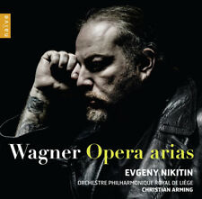 Richard Wagner : Wagner: Opera Arias CD (2015) ***NEW***