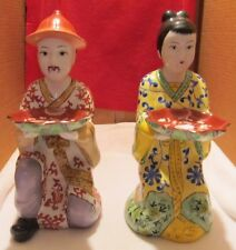 Made in China Kneeling man and woman figurines