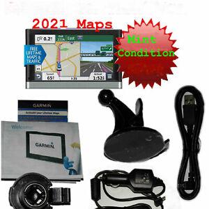 Garmin nuvi 2597LMT Automotive free lifetime maps & traffic updated 2022 maps.