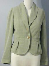 PEARLSOUND Size 10 Light Green Blazer