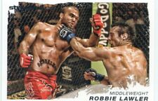 2011 TOPPS MOMENT OF TRUTH ROOKIE RC DEBUT ROBBIE LAWLER STRIKEFORCE #213