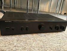 Rotel Ra-921 Hifi Amplifier Integrated Separate Amp Black