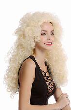PERRUQUE pour femme Cosplay Stark Boucles crinière long volumineux blonde ange