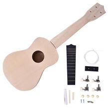 21Inch DIY Ukulele Kit Tool Guitar Handwork Paintings Children's Toy for Amat TL