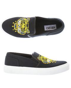 Scarpe Sneaker Kenzo Shoes K SKATE Donna Nero F862SN100F70 99 Tg. 37
