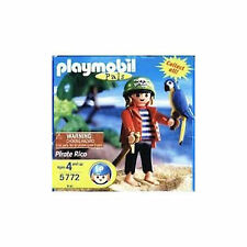Playmobil 5772 Pirate Rico (Pals Version) NEW Toys Vintage Kids Set Figure