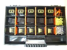 Set spina 5 x 8 PIN + BOX PER AUTO CAMION DUCATI MOTO QUAD BARCA