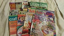12 Craft magazines