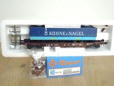 Roco 44311 B Unit Bag Trolley Kühne & Nagel DB ep. 4/5