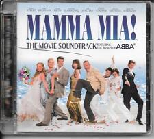 CD BOF/OST 17 TITRES--MAMMA MIA--ABBA