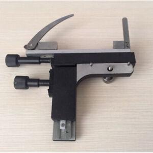 Mikroskop-Zubehör aufsteckbaren Kreuztisch XY beweglichen Tisch w / Schuppen ZZ
