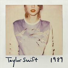 TAYLOR SWIFT 1989 CD ALBUM