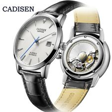 CADISEN Men Watch Automatic Mechanical Wrist Watch MIYOTA 9015