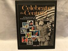 Celebrate The Century USPS Stamp Book Collection Volume 2, 1910 -1919 HARDCOVER