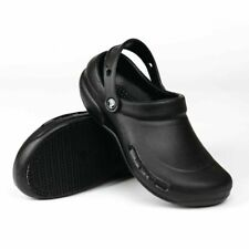 Crocs Bistro Clog Shoes for Men's UK 9 - Black