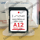 LATEST A12 NEW 2021 GPS Navigation SD CARD SYNC FITS ALL FORD UPDATES A11 A10 A9