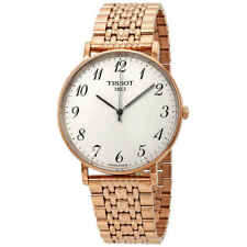 Tissot Everytime Large Silver Dial Men's Watch T109.610.33.032.00