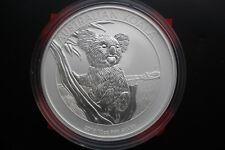 """Australien: 10 Dollars 2015, ST-BU, 10 Oz, """"Koala"""", #F 1960, ULTRA rare!"""