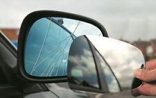 Mirror Glass To Fit Nissan Navara (2005-2016) Left Hand