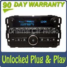 UNLOCKED GMC Sierra CHEVY Silverado Suburban Radio MP3 CD Player USB Aux input