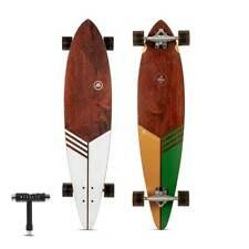 Magneto Longboard - Pintail Series Longboard