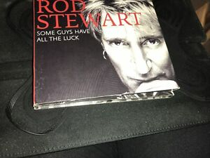 Rod Stewart : Some Guys Have All the Luck CD Album with DVD 3 discs (2008)