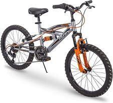 Bike Charcoal 20 Inches, 6 Speed