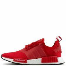{H01916} Men's Adidas NMD R1 - Scarlet Red *NEW*