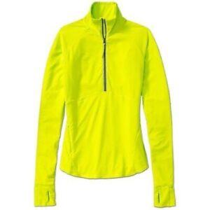 Athleta Malibu Hike Jacket Size XS Running 1/2 Zip Lightweight Thumbholes Green