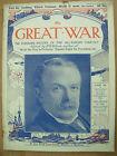 ORIGINAL VINTAGE MAGAZINE 48 THE GREAT WAR 1914-18 NICE ITEM TO MARK CENTENARY