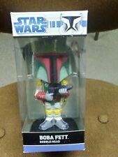 Star Wars Boba Fett Wacky Wobbler Bobblehead Funko Figure KS