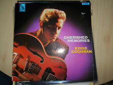 "EDDIE COCHRAN   LP  LIBERTY  "" CHERISHED MEMORIES ""  [UK]"