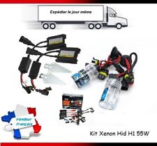 KIT XENON H1 SLIM BALLAST 55W 6000K HID FEUX PHARE LED CONVERTION TUNING