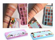Beauty Creations Scented Eyeshadow Palette -The Sweetest & Sugar Sweets *2 PCs*