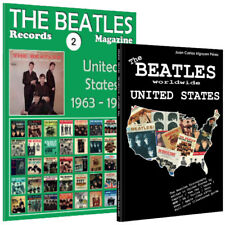 Lot - THE BEATLES United States - Book + Records Magazine - Vinyl Discography