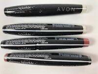 AVON Glazewear SPARKLE Lip Gloss .15 oz.  YOU PICK COLOR