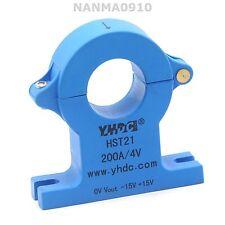 HST21 Hall Open Loop Split-Core Current Sensor 200A/4V ±15V