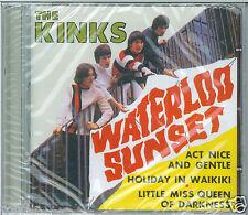 THE KINKS - WATERLOO SUNSET 2007 UK 40TH ANNIVERSARY EDITION FACTORY SEALED RARE