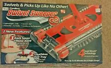 Cordless SWIVEL SWEEPER G2, Lightweight, powerful for ALL FLOOR TYPES, NIB