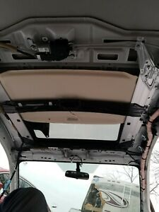 2012-2016 Honda CRV sunroof assembly