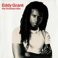 EDDY GRANT the greatest hits (CD, compilation) best, reggae, very good condition