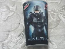 HALO 4 MASTER CHIEF XBOX 360 ONE 7-11 3D Slurpee Cup LIMITED EDITION RARE!!