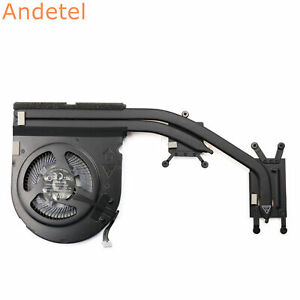 New Lenovo ThinkPad E470 CPU Cooling Fan Heatsink Radiator SWG Discrete