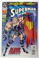 superman 29  man of steel