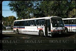 Chicago Transit Authority CTA 4408 original Kodachrome bus slide
