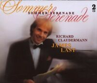 "RICHARD CLAYDERMANN ""SOMMER SERENADE"" 2 CD NEUWARE"