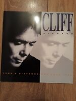 CLIFF RICHARD : FROM A DISTANCE THE TOUR PROGRAMME 1990
