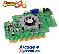 Pandora Box 9D 2222 in 1 Version Arcade Multigames JAMMA PCB Multijuegos